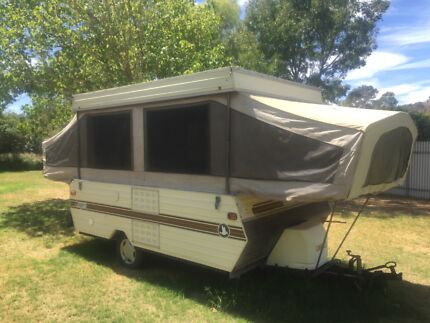 Jayco Dove poptop in good condition Euroa Strathbogie Area Preview