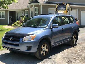 2009 Toyota RAV4- 8000$ TODAY