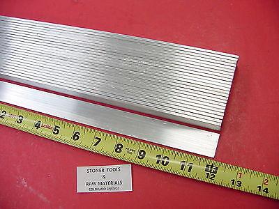 24 Pieces 18 X 34 Aluminum Flat Bar 12 Long 6061 T6511 New Mill Stock