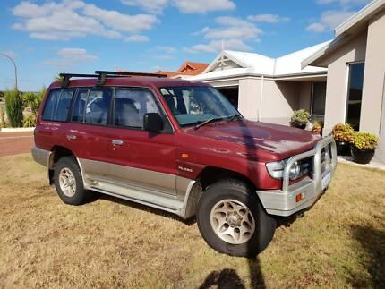 1999 Mitsubishi Pajero SUV Huntingdale Gosnells Area Preview