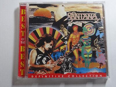 Santana - Definitive Collection - CD, usado comprar usado  Enviando para Brazil