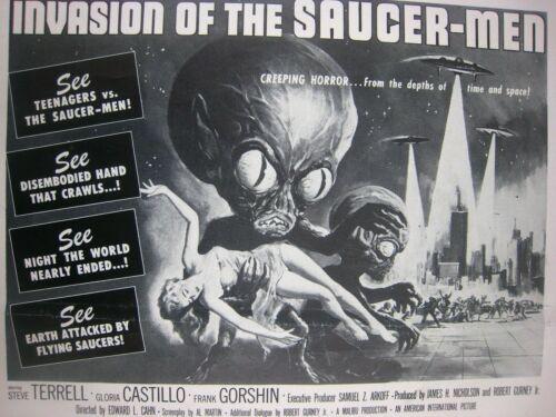 1957 pressbook Supplement.. Vintage Original