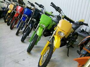 """""""Christmas Special**125cc Dirt bikes Medium size**Brand New"""""" Cranebrook Penrith Area Preview"
