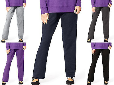 Petite Length - Just My Size Women's Petite Length Fleece Pants  OJ104