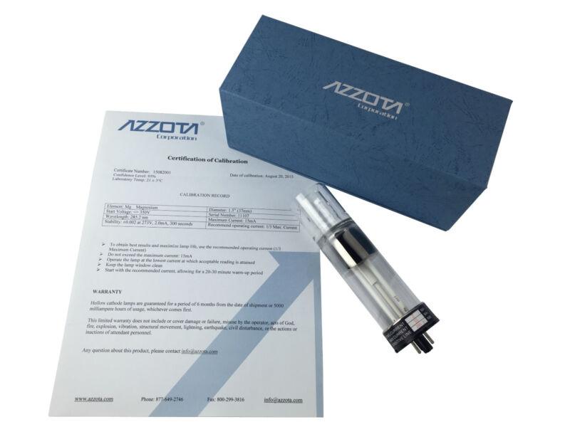 """Azzota 1.5"""" Hollow Cathode Lamp Copper - Cu"""