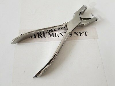 Rubber Dam Punch Dental Surgical Veterinary Instruments