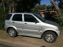 2002 Daihatsu Terios Wagon Rye Mornington Peninsula Preview