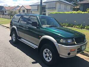 2000 Mitsubishi Challenger Wagon Wavell Heights Brisbane North East Preview