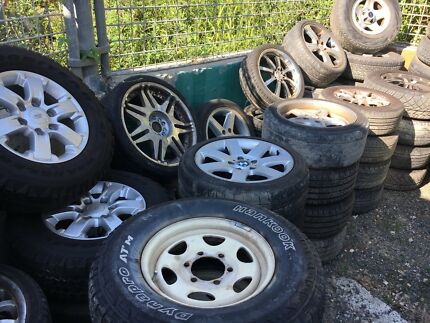 Alloy & Steel Wheels Rims Mags Tyres