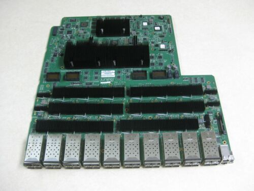 Main Control Motherboard From a Juniper EX4500 Switch - See All 9 Pictures