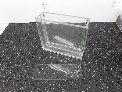 Kontes Glass Co. Chromatotank 11-58 X 3-34 X 10-18 With Lid