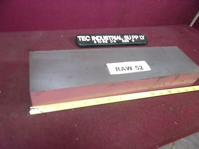 A2 A-2 Tool Steel Flat Bar Stock 4 X 2 X 14 Raw52