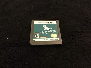 Nintendogs chihuahua and friends (DS) (No Case)