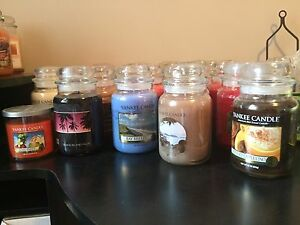 Brand New Yankee Candles, large jar $20