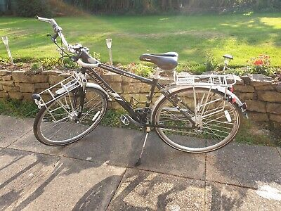 """Claud Butler Voyager Hybrid City bike 19"""" LX 21- Excellent condition"""