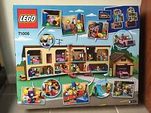 Lego The Simpsons house 71006 brand new RARE pick up Melbourne Point Cook Wyndham Area Preview