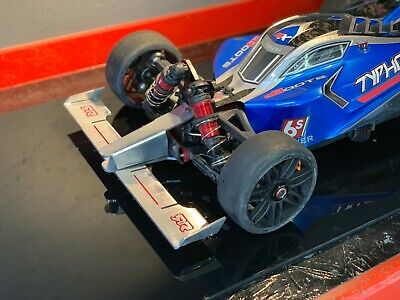 NEW F1 Front Wing Arrma Typhon / Kraton / Talion BXL - for top speed ()