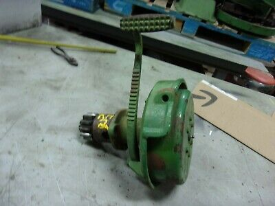 John Deere B Unstyled Early Styled Brake R.h.