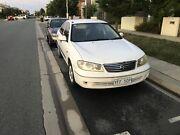 2004 Nissan Pulsar Crace Gungahlin Area Preview