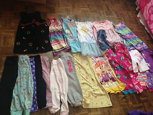 Toddler girls clothes size 4t
