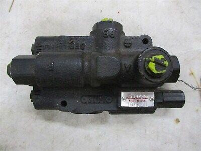 70060-00237 Genuine Oem Kubota Hydraulic Valve L220 L322 Snow Blower