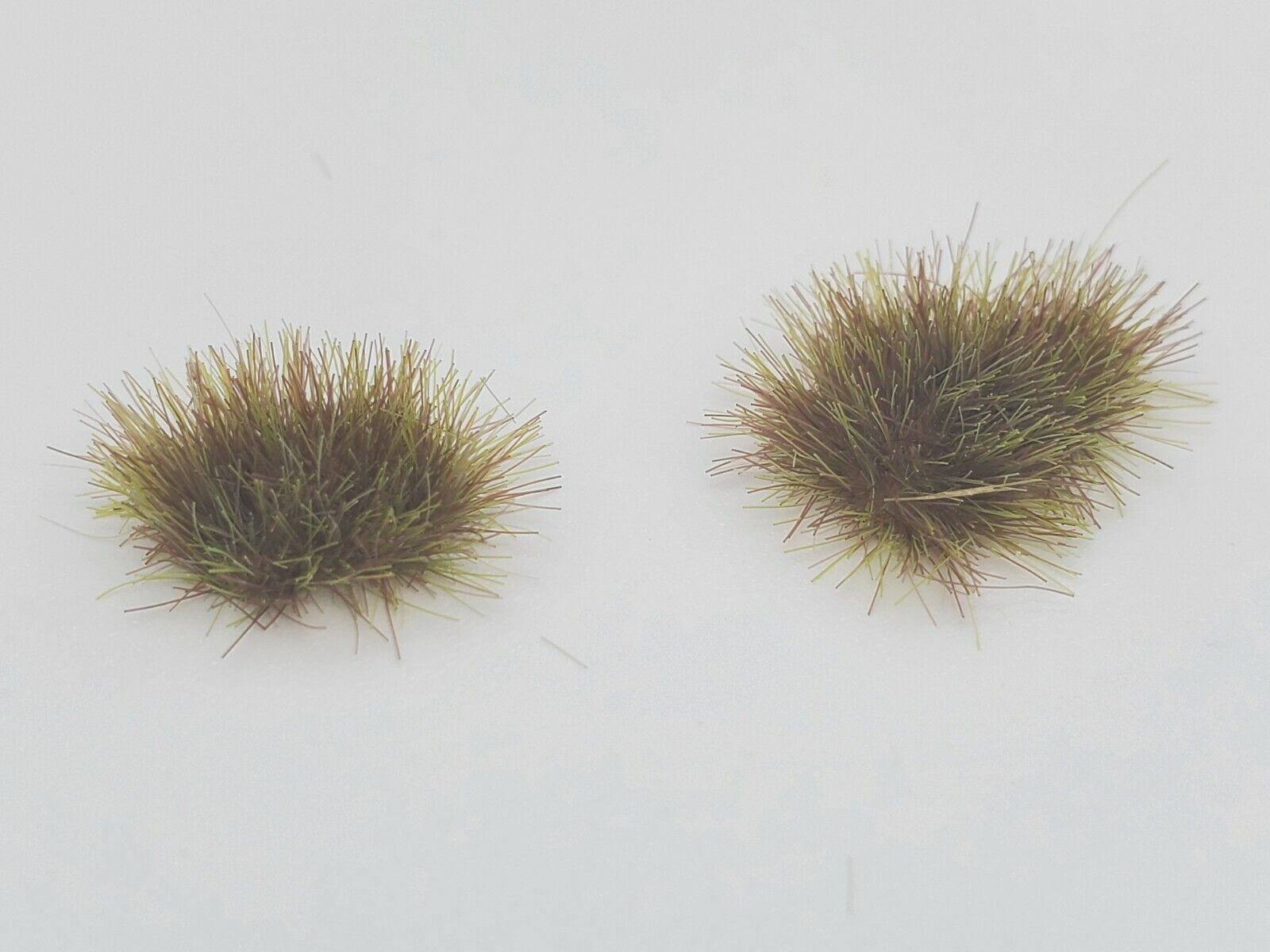 Self Adhesive Static Grass Tufts- Miniature Scenery/Terrain-Dry Steppe Grass  2