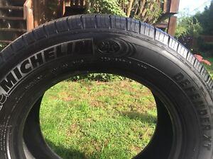 Michelin summer tires