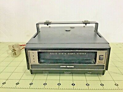 Vintage Used John Deere 8 Track Player From 42304430 Tractor Free Shipping