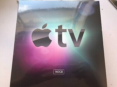 Apple TV 1st Reproduction 160GB A1218 MB189X/A - BRAND NEW SEALED