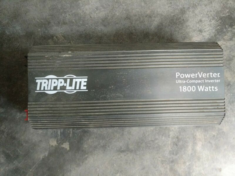 Tripp Lite PV1800HF Tripp Lite PowerVerter 1800W Compact Inverter with 4 Outlets