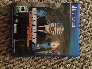 PS4 Payday 2