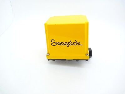 Swagelok Ms-141acx 141 Series Electric Actuator For 3-way Ball Valve 120v 60hz