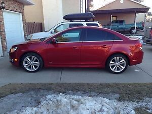 2012 Chevy Cruze RS $12,500 obo
