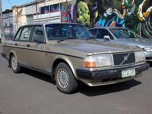 1991 Volvo 240 GL Sedan *** GREAT VALUE $1,450 *** Footscray Maribyrnong Area Preview