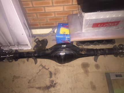 """Shortened ford 9"""" diff"""