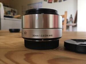 Sigma 30mm f/2.8 DN Micro Four Thirds Prime Lens
