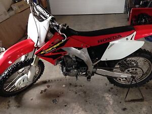 2003 honda CRF450R for sale