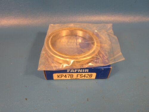 Fafnir Control Bearing KP47B FS428, Teflon Seals (MS27642-47) RBC KP47BFS428