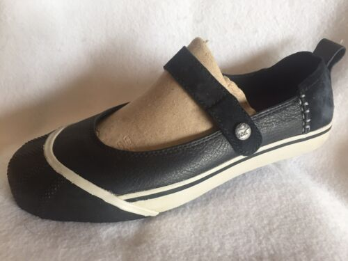 WOMEN'S SENTRY Mary Jane SHOES - Sz 9 - Black- NEW - MSRP $9