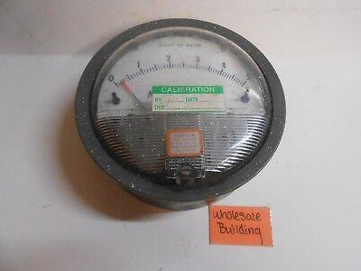 Magnehelic Pressure Gauge 2005c 15psig