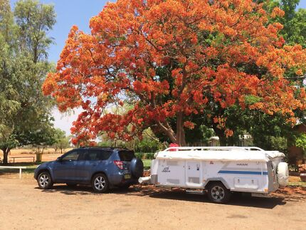 Jayco Hawk 2014 in excellent condition Werribee South Wyndham Area Preview