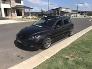 Modified Mazda 3 mps Raby Campbelltown Area Preview