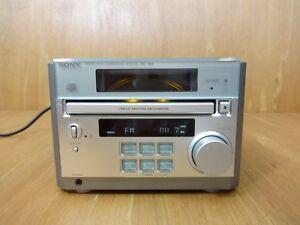 Sony HCD RB5 Compact Shelf Micro Stereo Receiver Only - CD & AM/FM Aux MP3/Phone