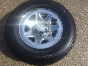 Chevrolet tires and rims