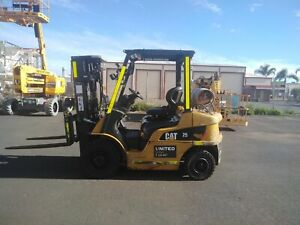 BE QUICK...CAT GP25N LPG Forklift With 4300mm Container Mast Davenport Bunbury Area Preview