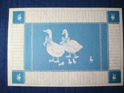 * TRI CHEM 8169 GOOSE FAMILY COUNTRY Picture to paint TRICHEM