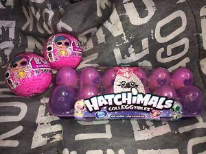 Hatchimal eggs