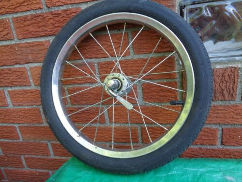 Baby Trend Expedition Jogger Stroller Replacement  Front Tire Wheel 16 x 1.75