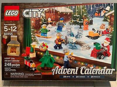 Lego 60155 LEGO City Advent Calendar