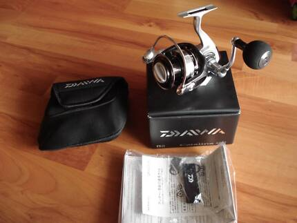 **Brand New** 2012 Daiwa Catalina 4000 Spin Reel *Made In japan*